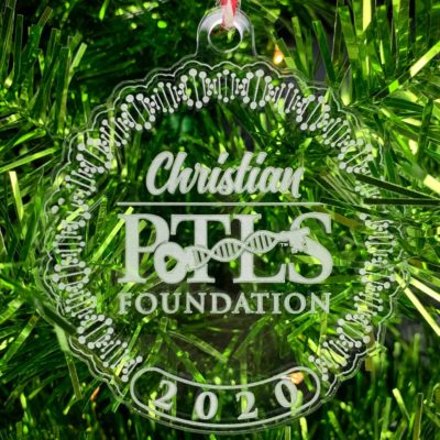 PTLS Foundation Ornament